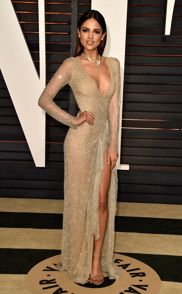 Eiza Gonzalez, 2016 Vanity Fair Oscar Party
