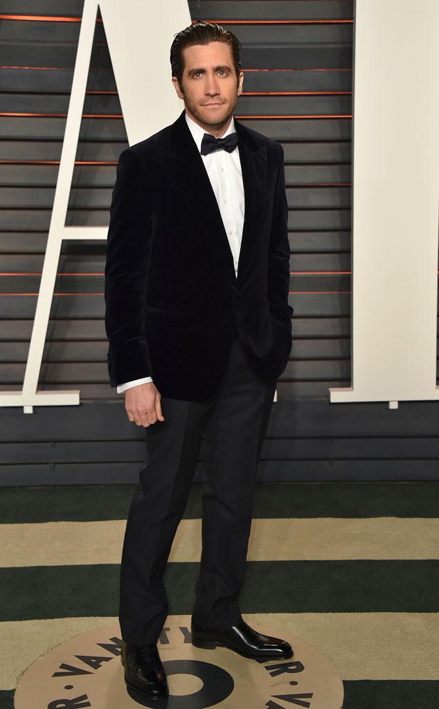 Jake Gyllenhaal, Vanity Fair Oscars Party
