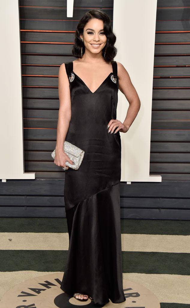 Vanessa Hudgens, Vanity Fair Oscars Party