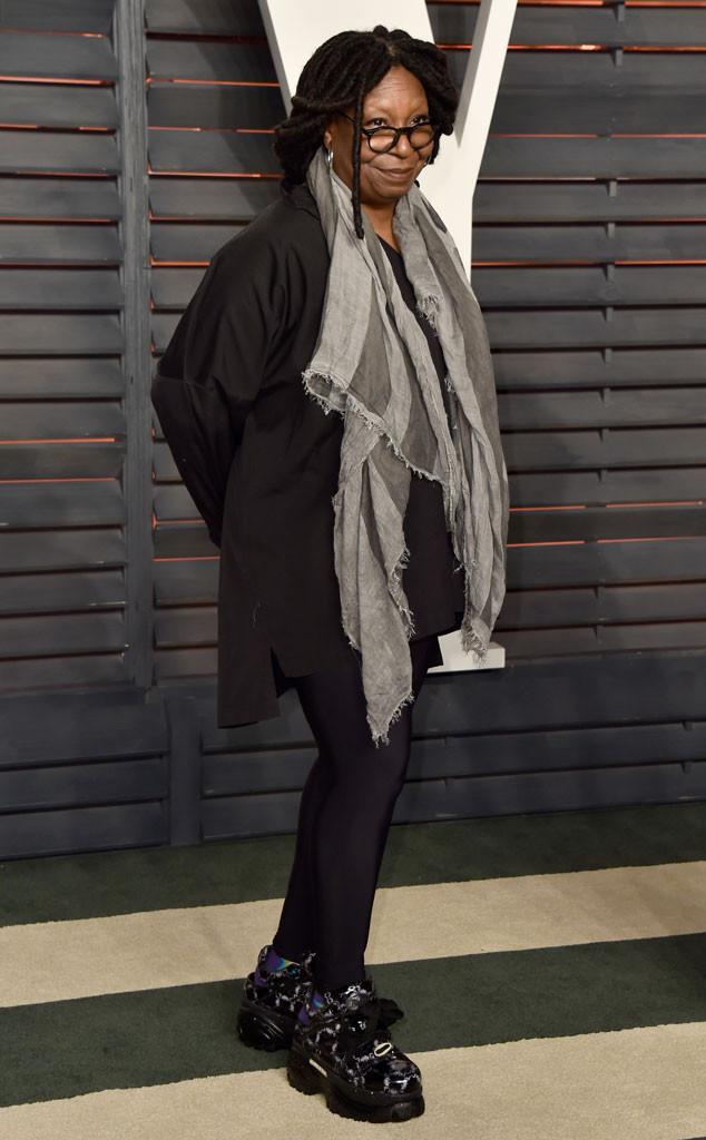 Whoopi Goldberg, Vanity Fair Oscars Party
