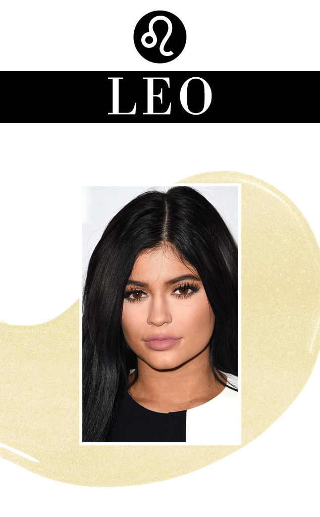 ESC, March Horoscopes, Kylie Jenner, Leo