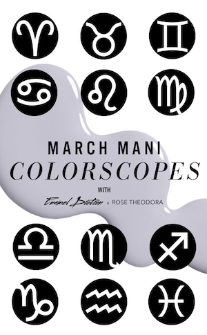 ESC, March Horoscopes