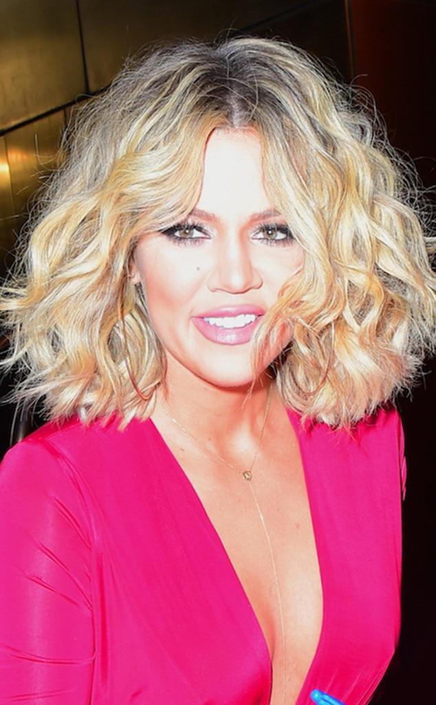 ESC: Khloe Kardashian, Blonde Kardashians