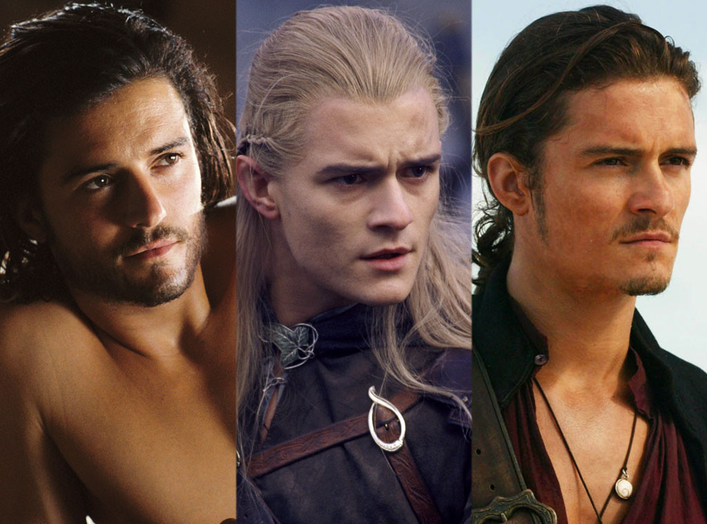 Orlando Bloom, Kingdom of Heaven, Lord of the Rings, Pirates