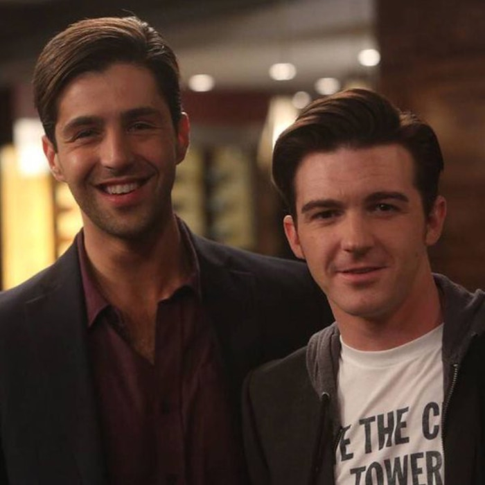 Drake Bell And Josh Peck Aren T Alone More Tv Co Stars Who Weren T Exactly Bff S E Online