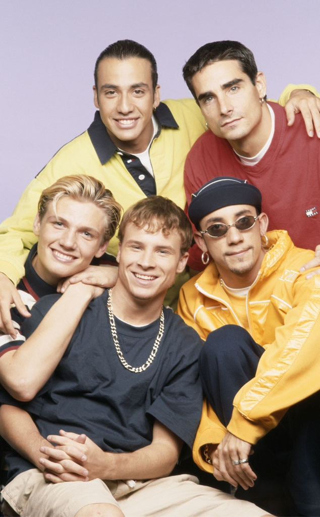 Sunny Days From The 90s When The Backstreet Boys Were Boys E News