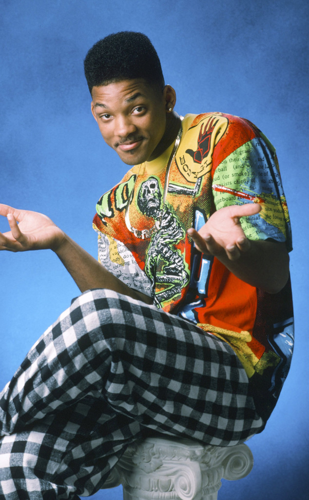 Fresh Prince of Bel Air, Celeb Crushes
