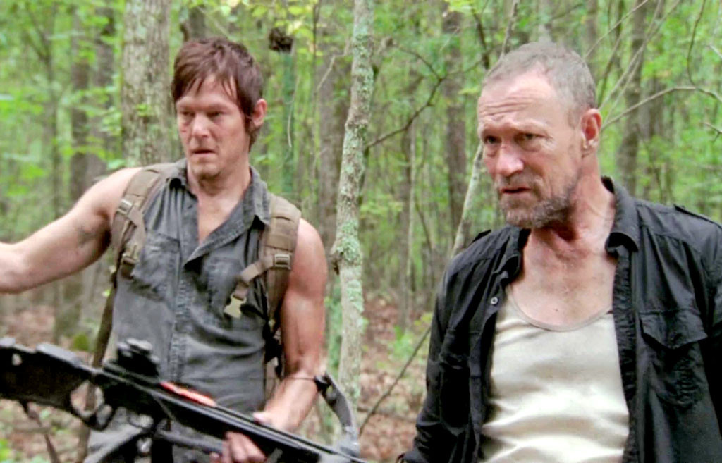 The Walking Dead, Norman Reedus, Michael Booker
