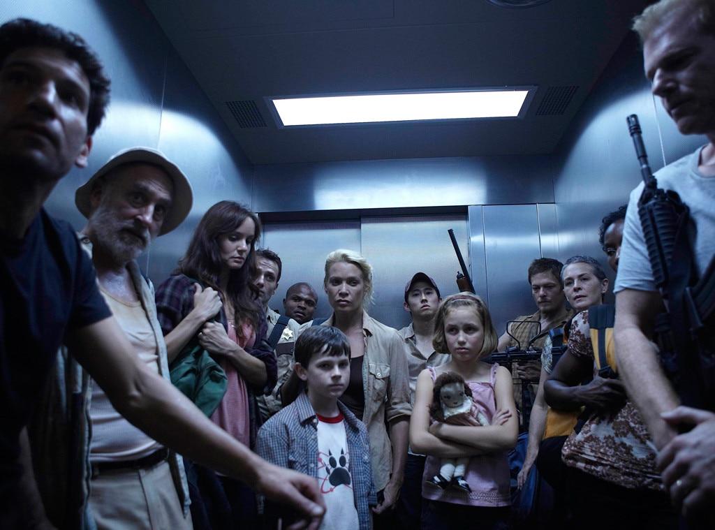 The Walking Dead Changes, Season 1, CDC