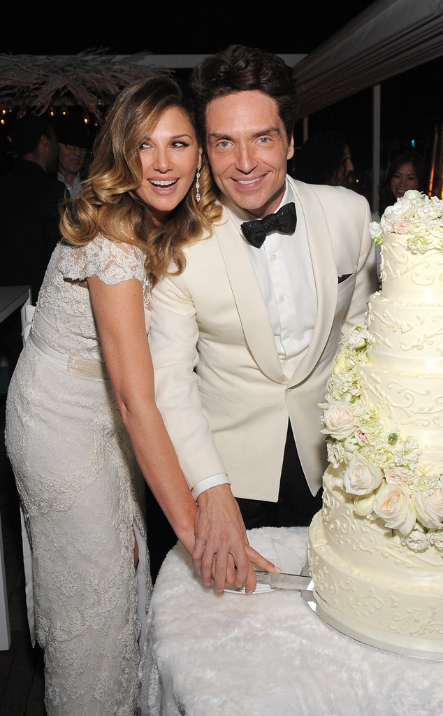 Richard Marx and Daisy Fuentes Get Married Again, Host a Reception