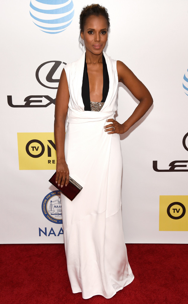 Kerry Washington,  NAACP Image Awards