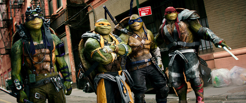 Teenage Mutant Ninja Turtles 2, TMNT 2