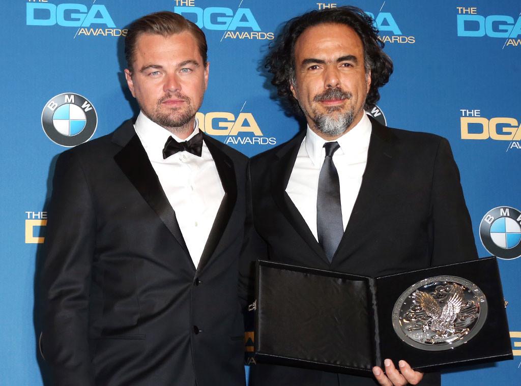 Alejandro Gonzalez Inarritu, Leonardo DiCaprio, DGA