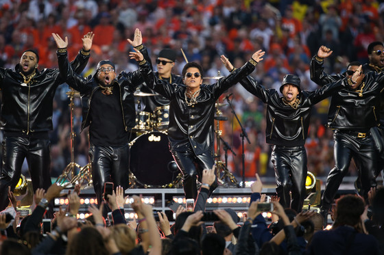 Bruno Mars, Super Bowl