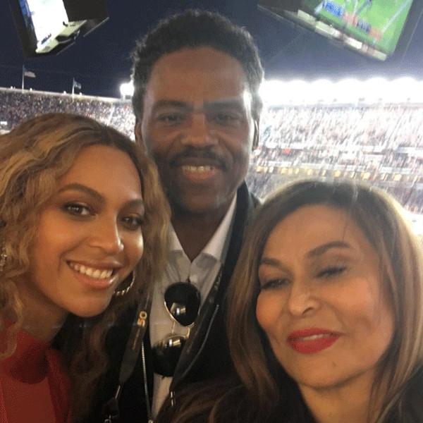 Beyonce, Tina Knowles, Instagram