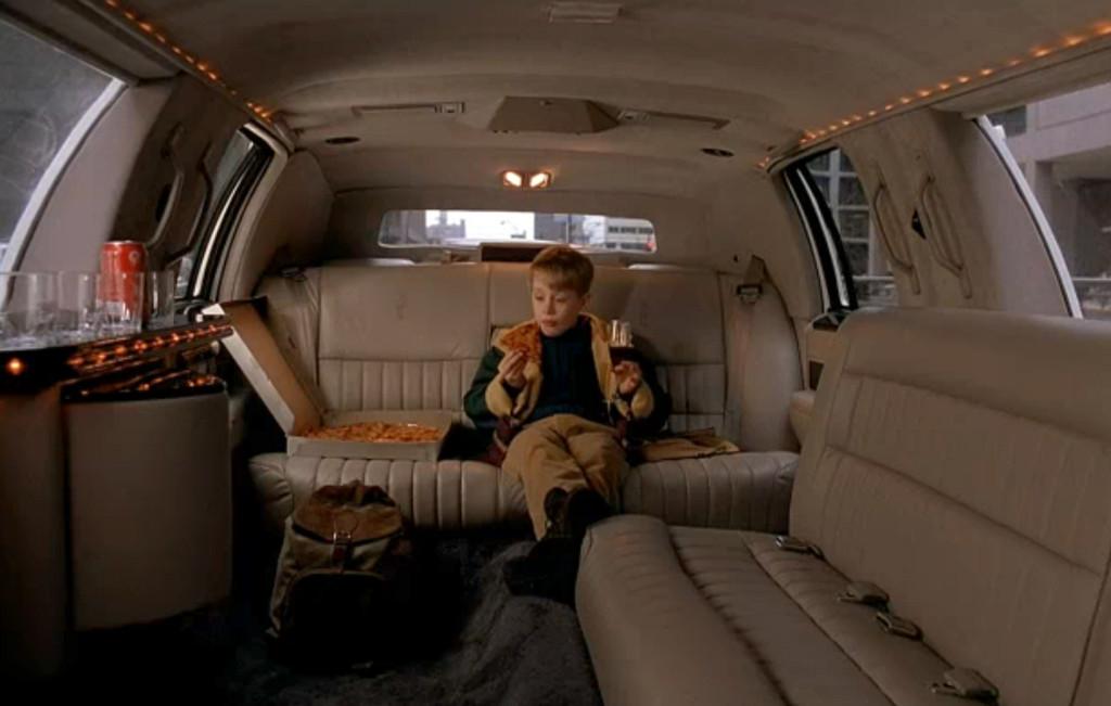 Macaulay Culkin, Home Alone, Pizza