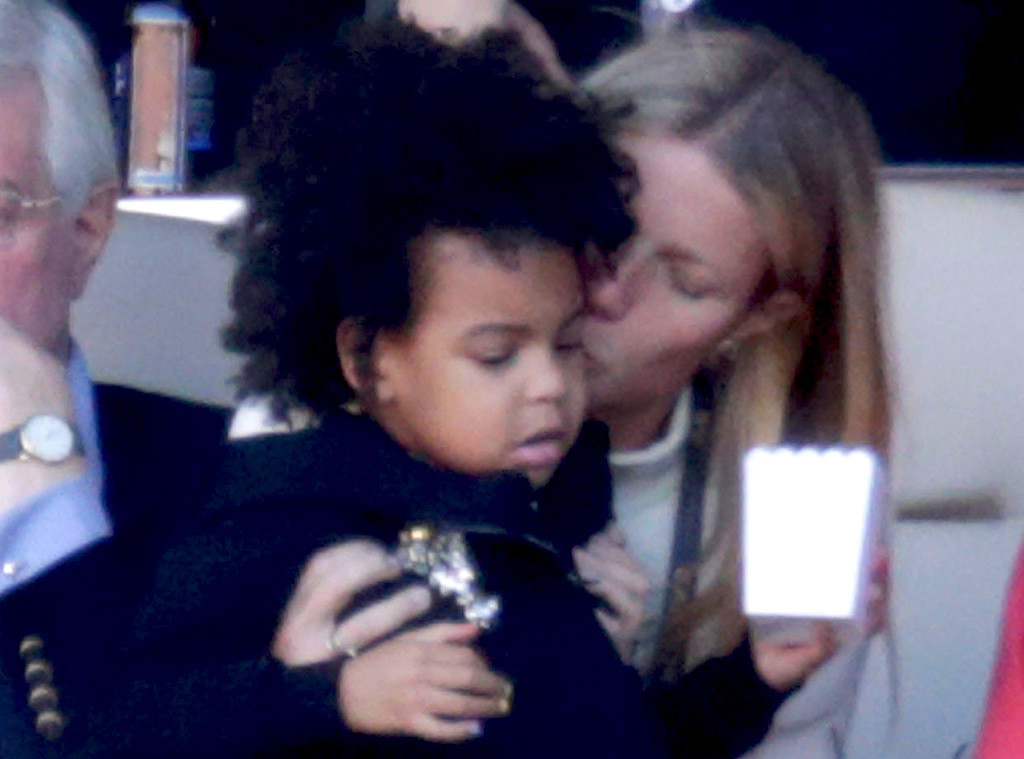 Gwyneth Paltrow, Blue Ivy