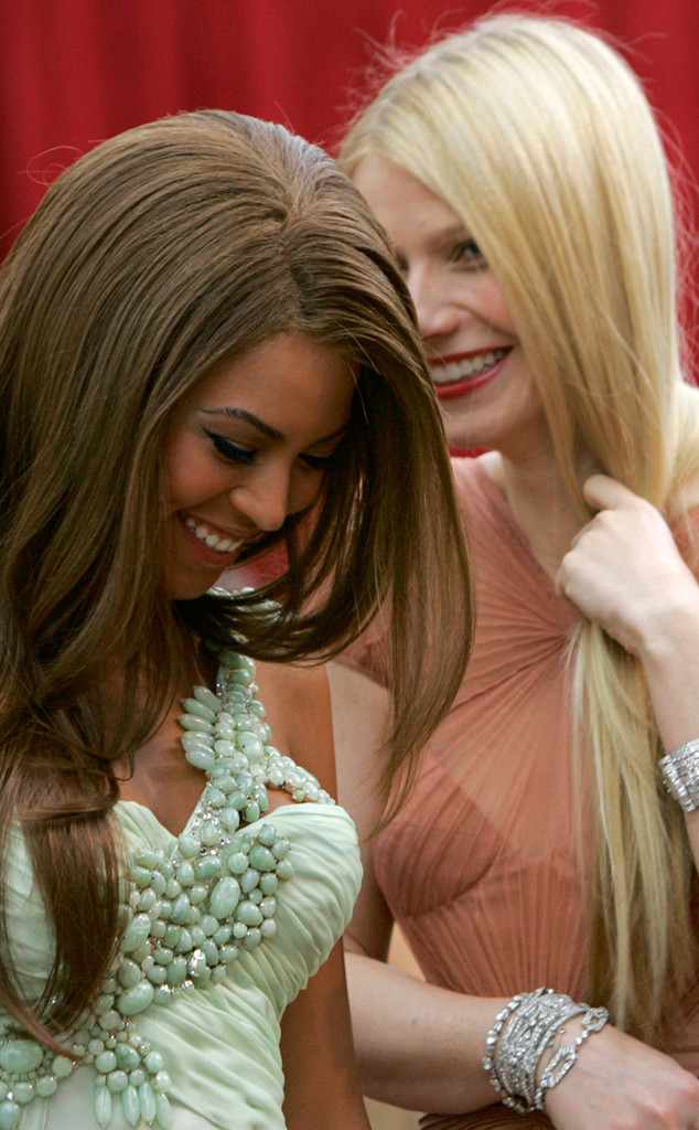 Beyonce Knowles, Gwyneth Paltrow, Oscars