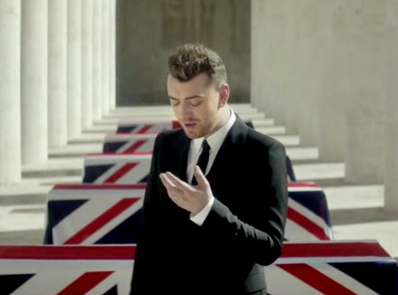 Sam Smith, Writings on the Wall