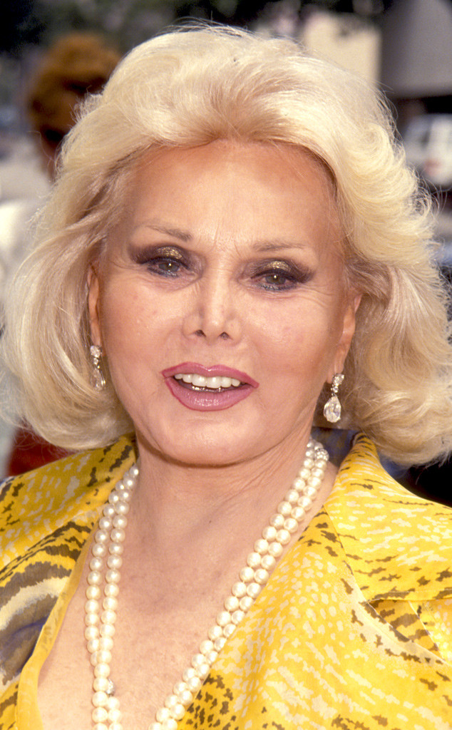 Zsa Zsa Gabor Dies At 99 E News