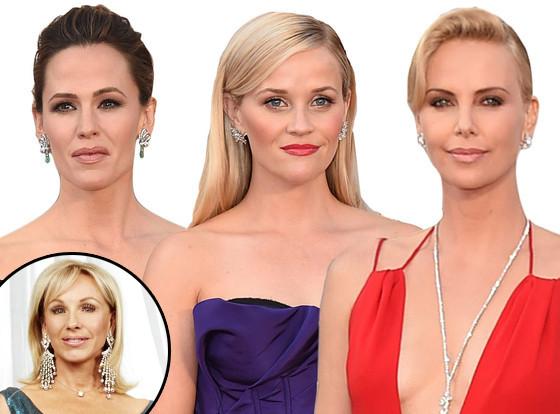 Jennifer Garner, Reese Witherspoon, Charlize Theron, Lea Black