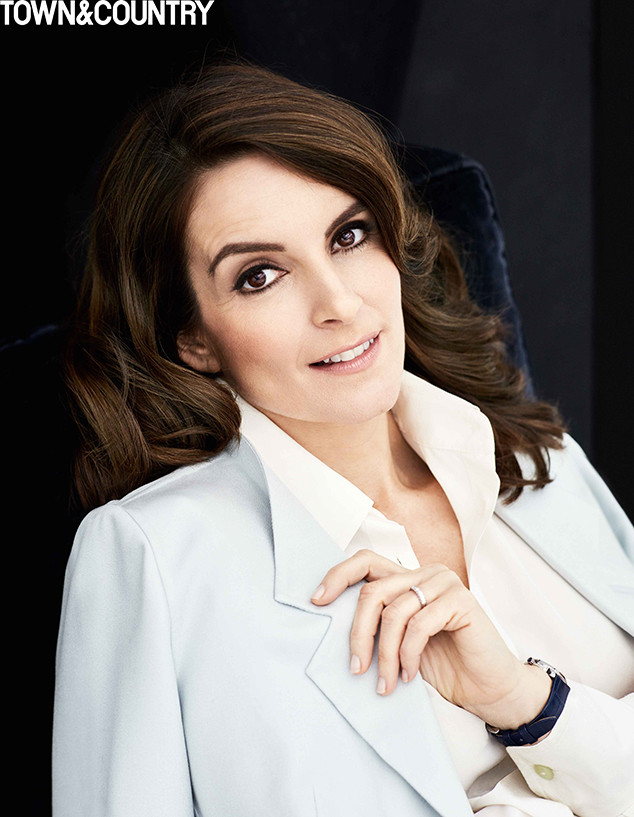 Tina Fey, Town and Country