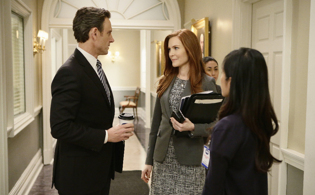 Scandal, Tony Goldwyn, Darby Stanchfield