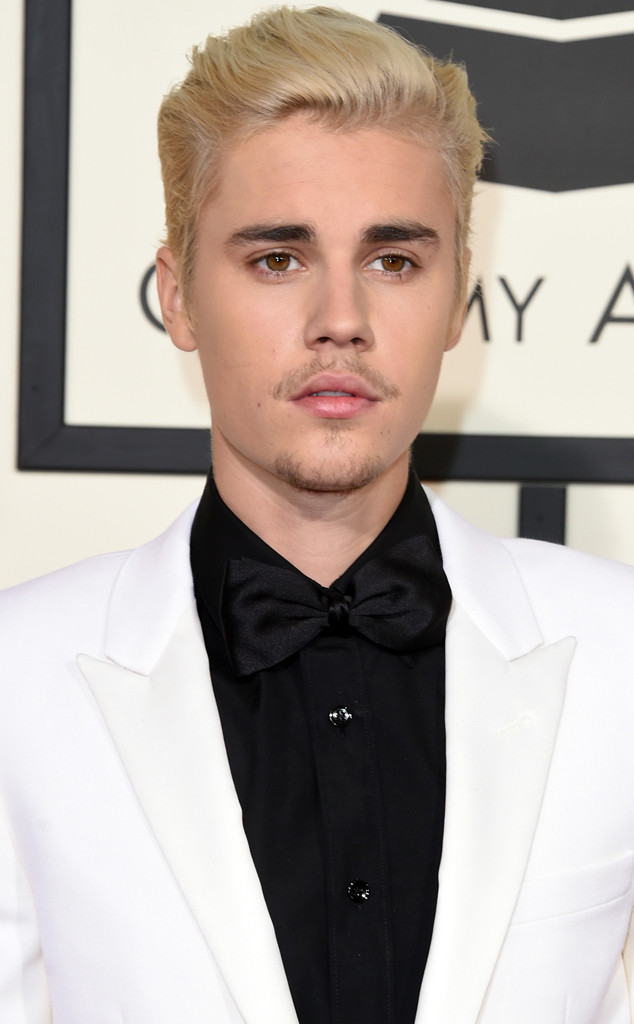 Justin Bieber, 2016 Grammy Awards