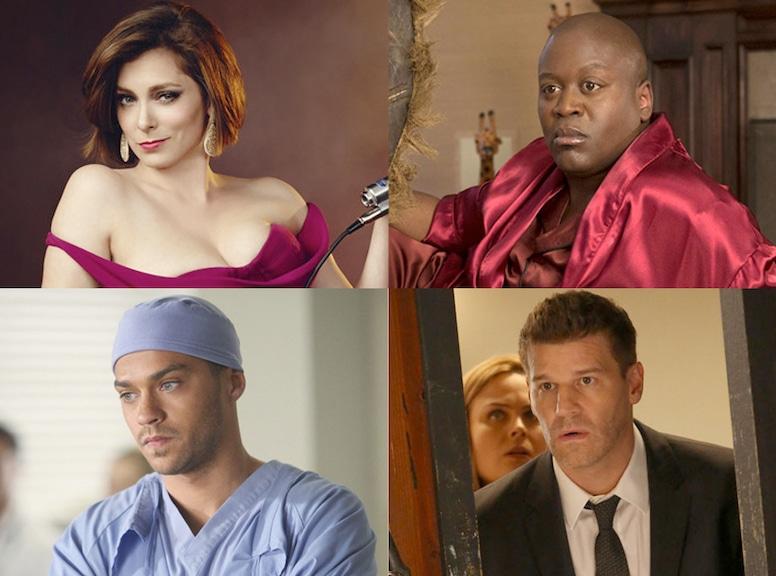 TV Renewals, Crazy Ex-Girlfriend, Unbreakable Kimmy Schmidt, Grey's Anatomy, Bones