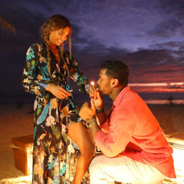 Russell Wilson, Ciara, Engagement Ring