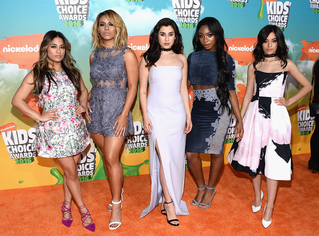 Fifth Harmony, 2016 Kids' Choice Awards