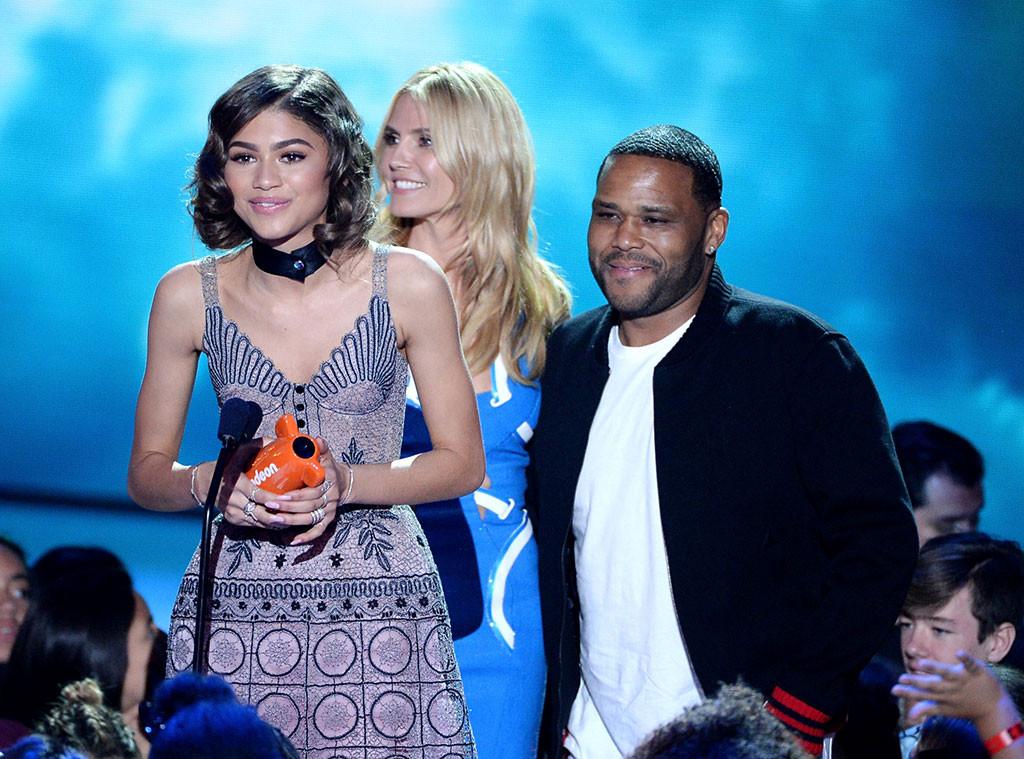 Zendaya, 2016 Kids' Choice Awards