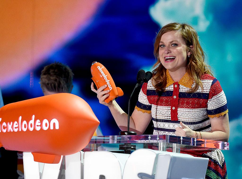 Amy Poehler, 2016 Kids' Choice Awards