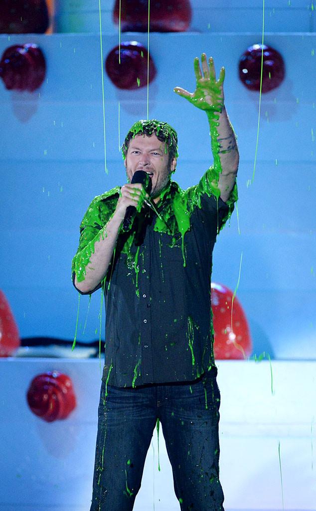 Blake Shelton, 2016 Kids' Choice Awards