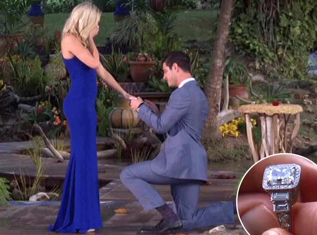 Ben Higgins, Lauren Bushnell, The Bachelor