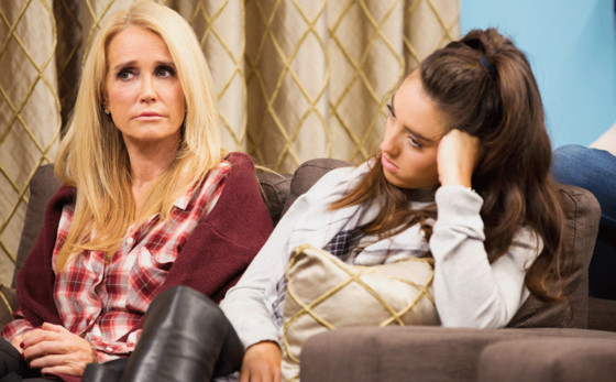 The Mother/Daughter Experiment, Kim Richards