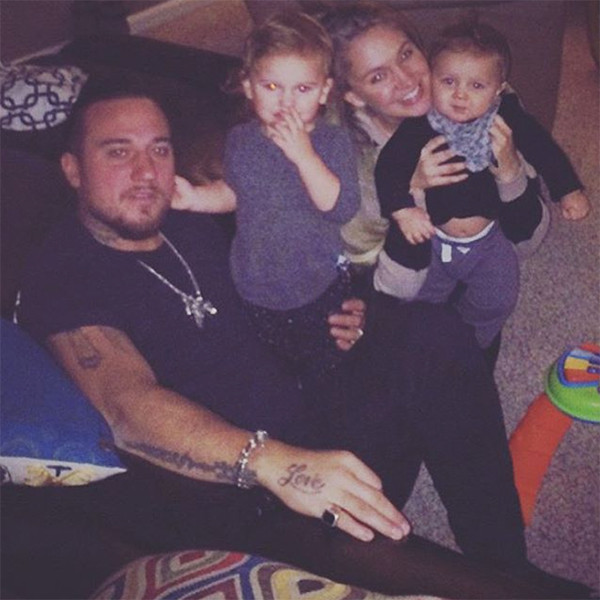 Tiffany Thornton, Chris Carney