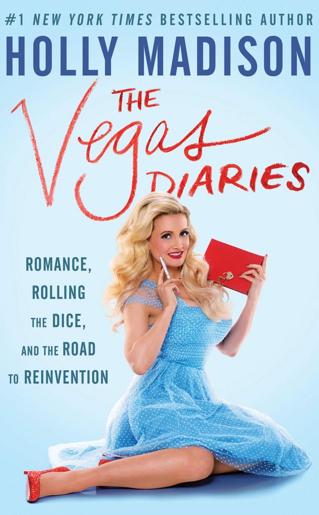 Holly Madison, Vegas Diaries, Book