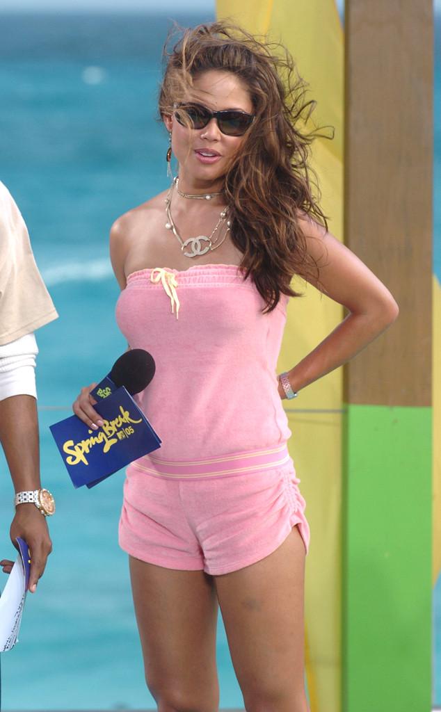 Vanessa Minnillo, MTV Spring Break
