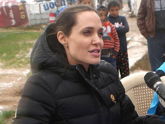 Angelina Jolie Pens Powerful Essay About Her Experience With Syrian Refugees