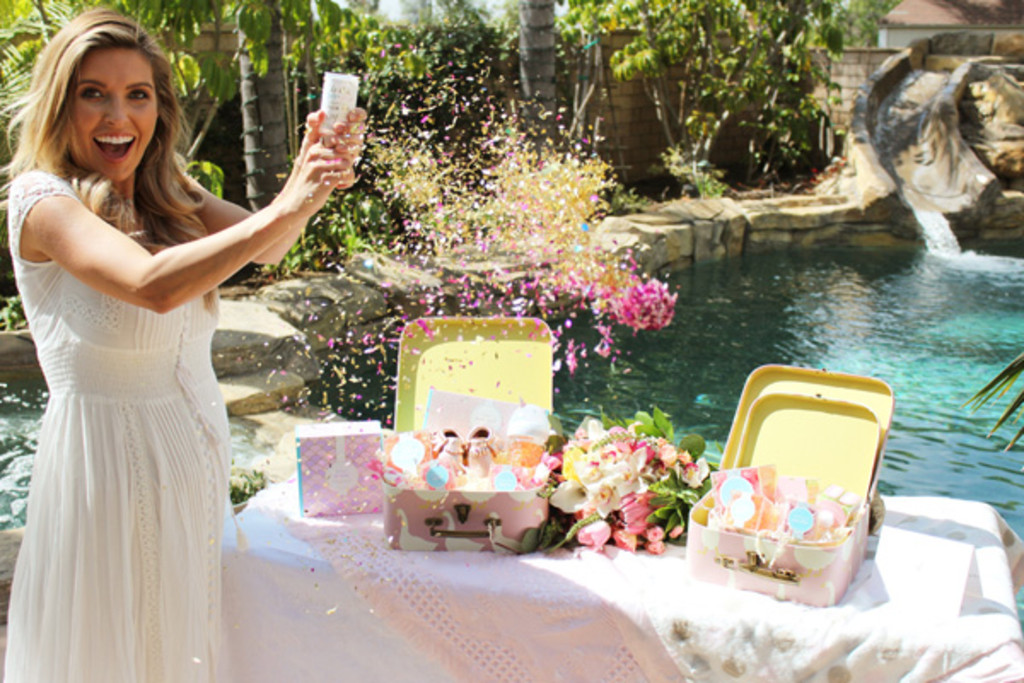 Audrina Patridge Baby Girl Reveal