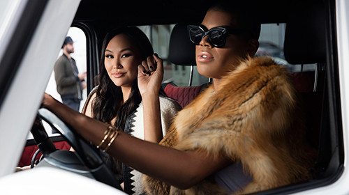 EJ Johnson, Dorothy Wang, Rich Kids of Beverly Hills