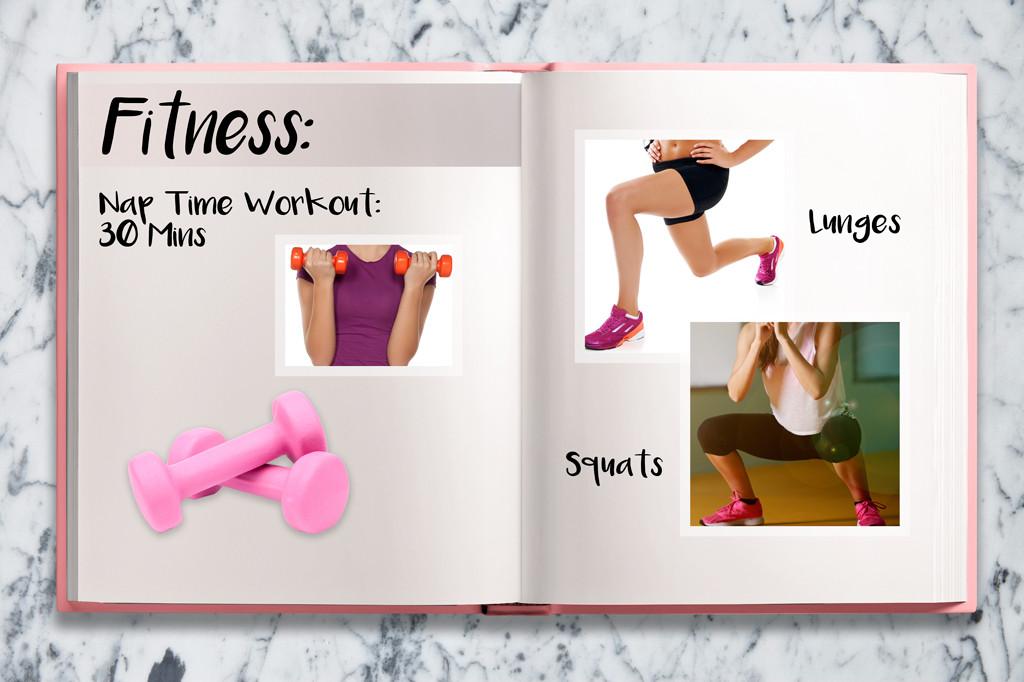 Kristin Cavallari, Balancing in Heels in 24 Hours