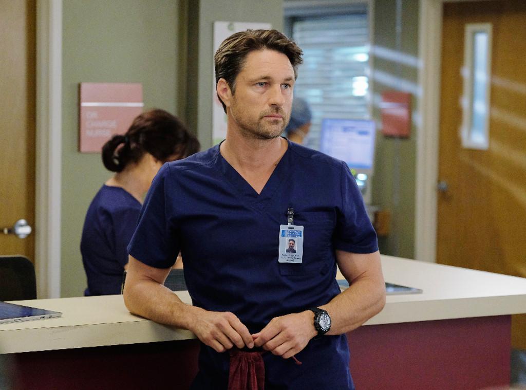 Martin Henderson, Grey's Anatomy