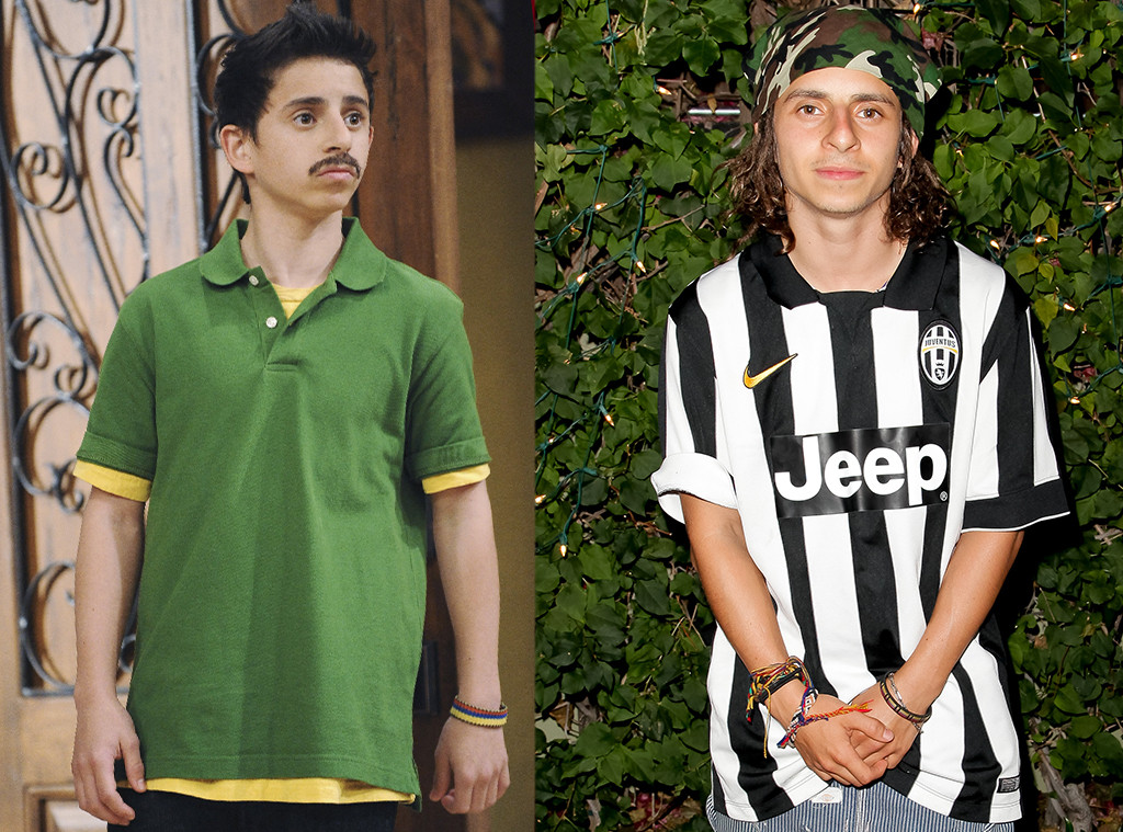 Moises Arias, Hannah Montana, Then and Now