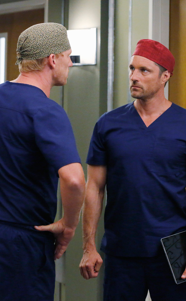 Grey\'s Anatomy Finally Reveals What Really Happened Between Owen and ...