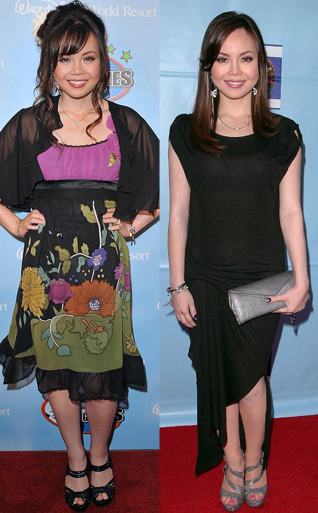 Anna Maria Perez de Tagle, Hannah Montana, Then and Now