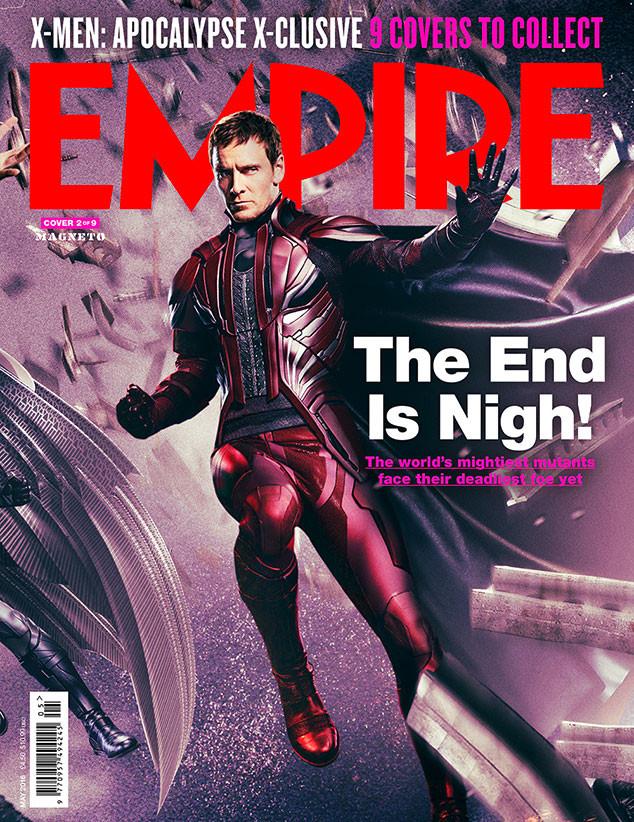 X-Men: Apocalypse, Empire, Cover 2