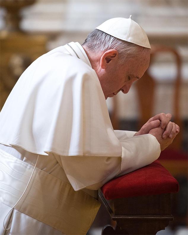 Pope Francis, Instagram