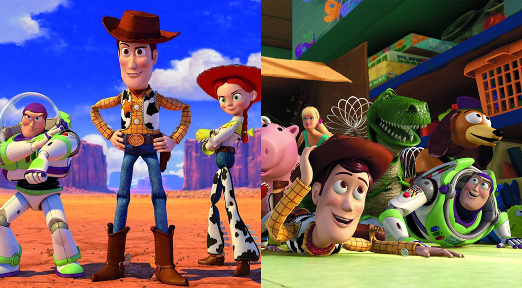 Toy Story 3, Toy Story 2